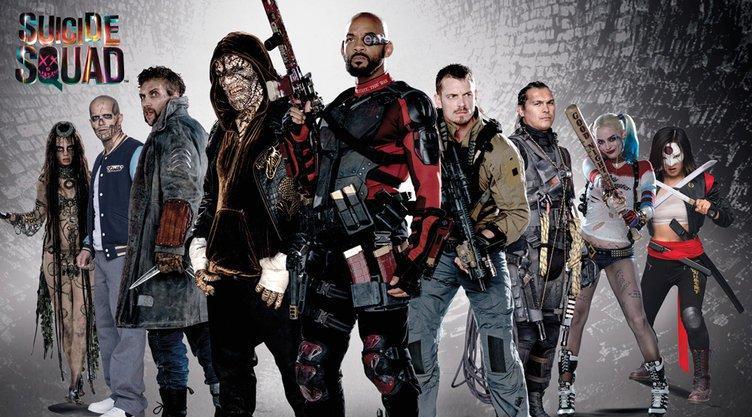 Suicide Squad Besetzung