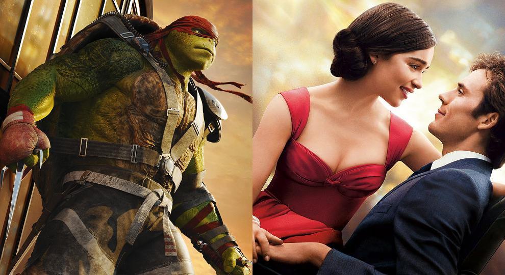 Teenage Mutant Ninja Turtles 2 Box-Office