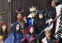 Descendants 2 Start