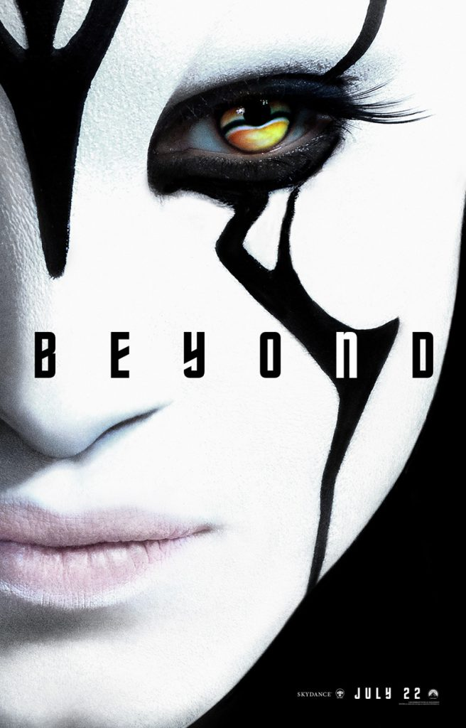 Star Trek Beyond Trailer Poster 1