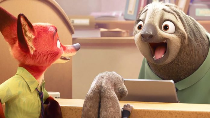 Zoomania Box-Office weltweit