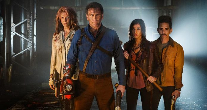 Ash vs Evil Dead Staffel 2 Trailer