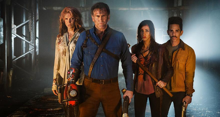 Ash vs Evil Dead Staffel 2 Trailer