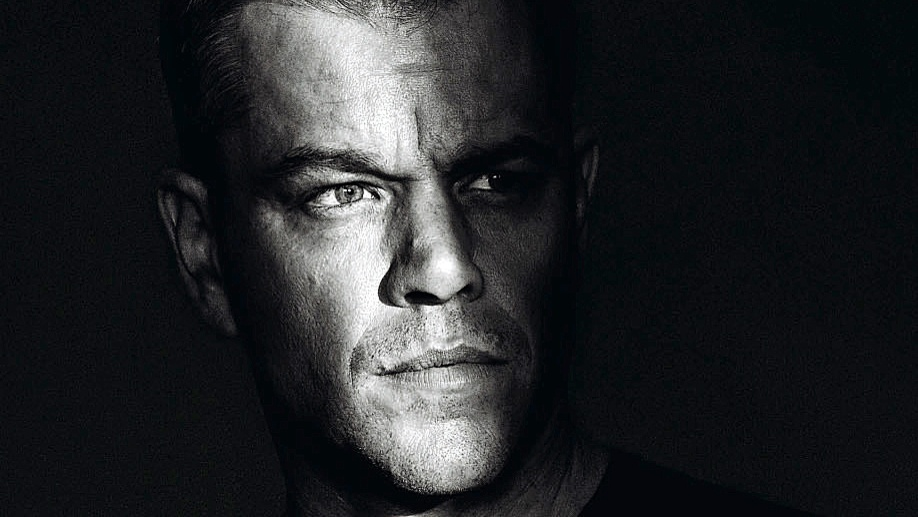 Jaosn Bourne Matt Damon
