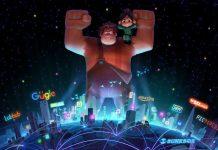 Ralph reichts 2 Disney Prinzessinnen