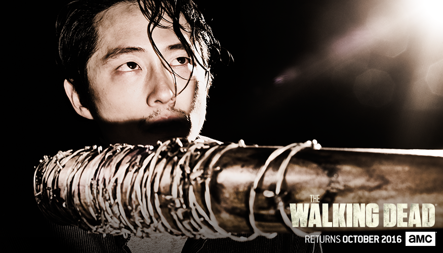 The Walking Dead Staffel 7 Start Charakterposter 11