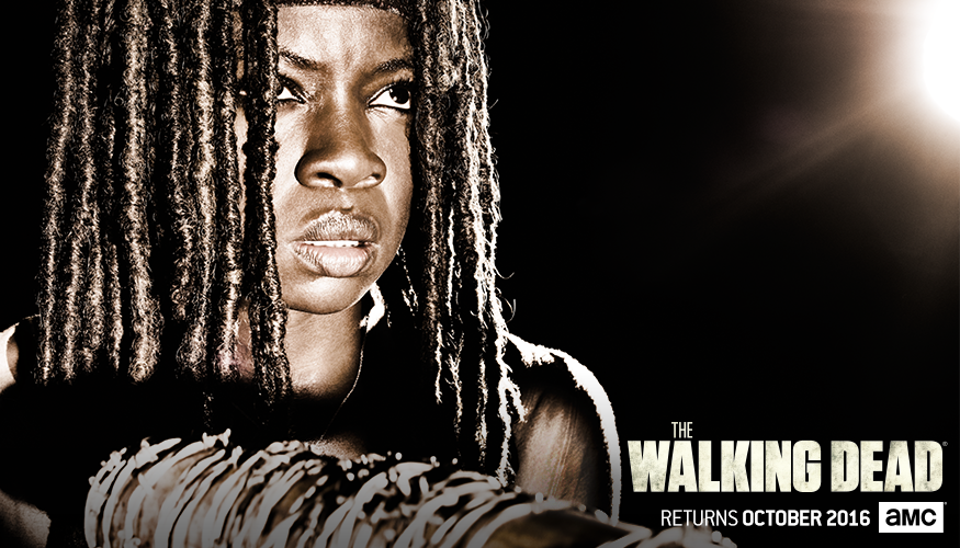 The Walking Dead Staffel 7 Start Charakterposter 2