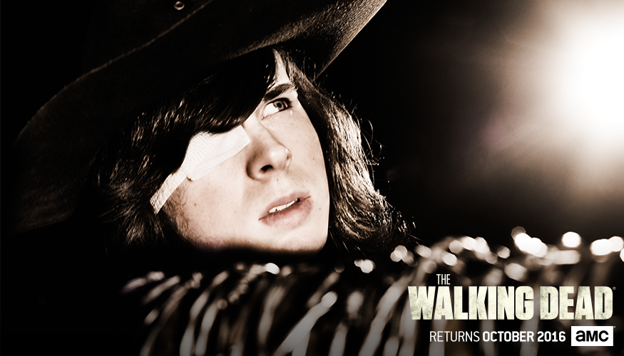 The Walking Dead Staffel 7 Start Charakterposter 9
