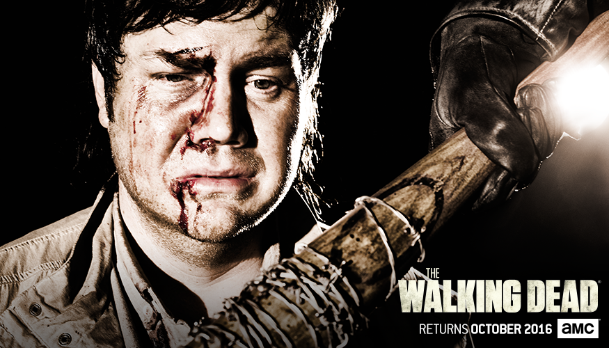 The Walking Dead Staffel 7 Start Charakterposter 8