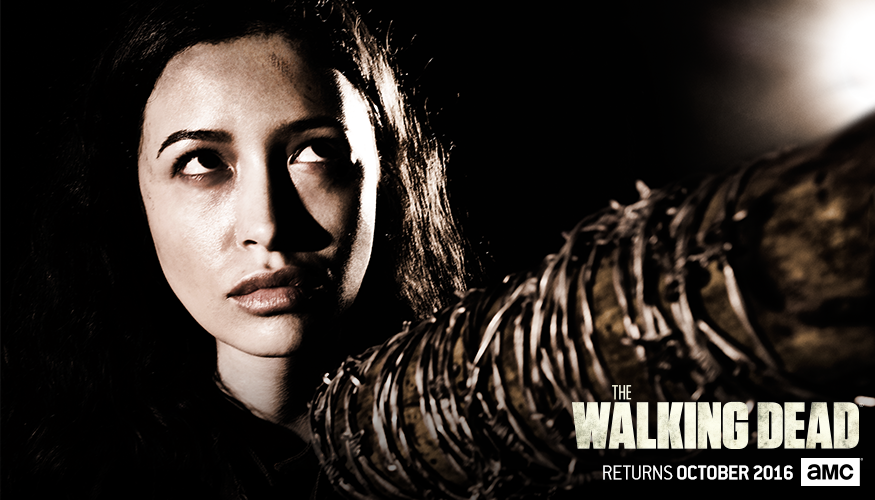 The Walking Dead Staffel 7 Start Charakterposter 6
