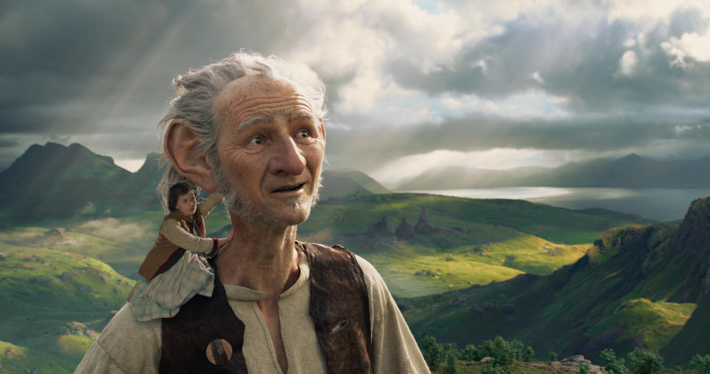 BFG - Big Friendly Giant (2016) Filmkritik