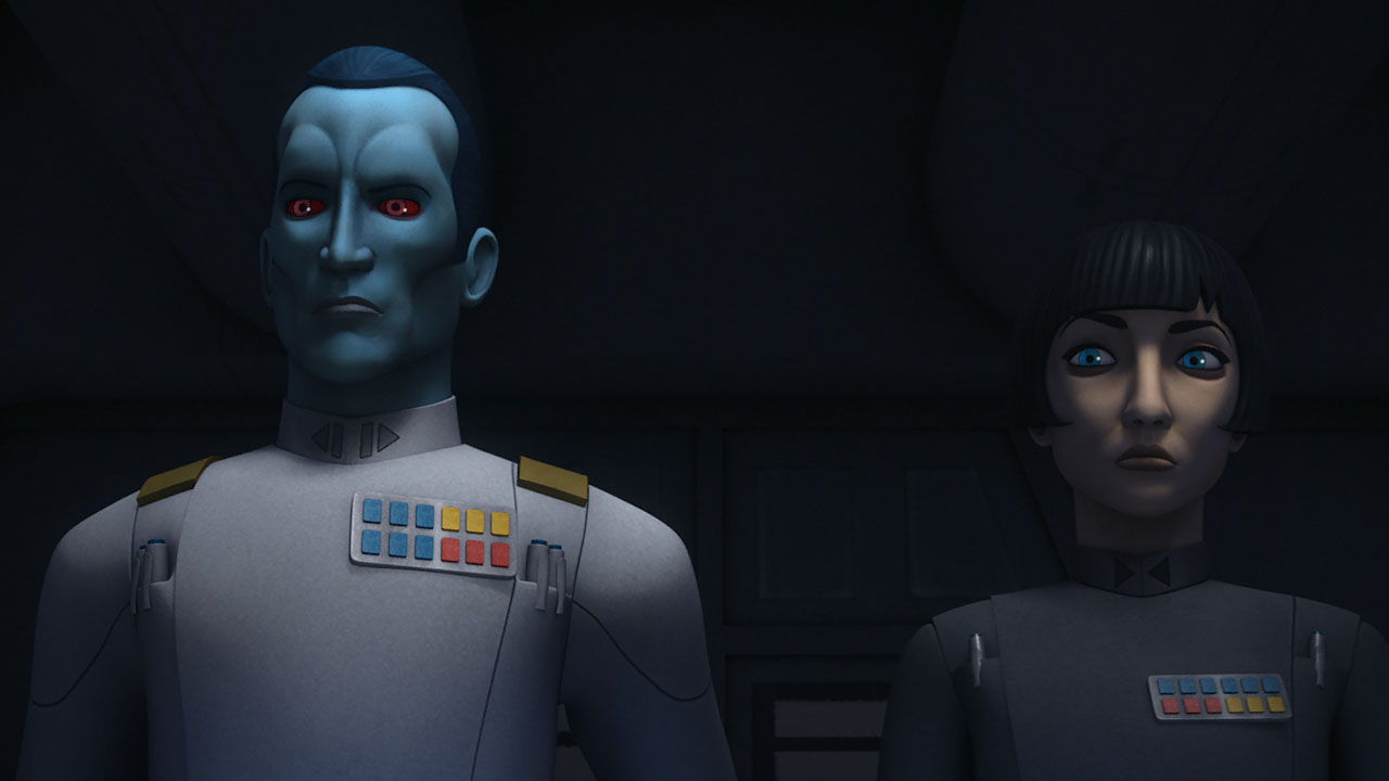 Star Wars Rebels Staffel 3 Start