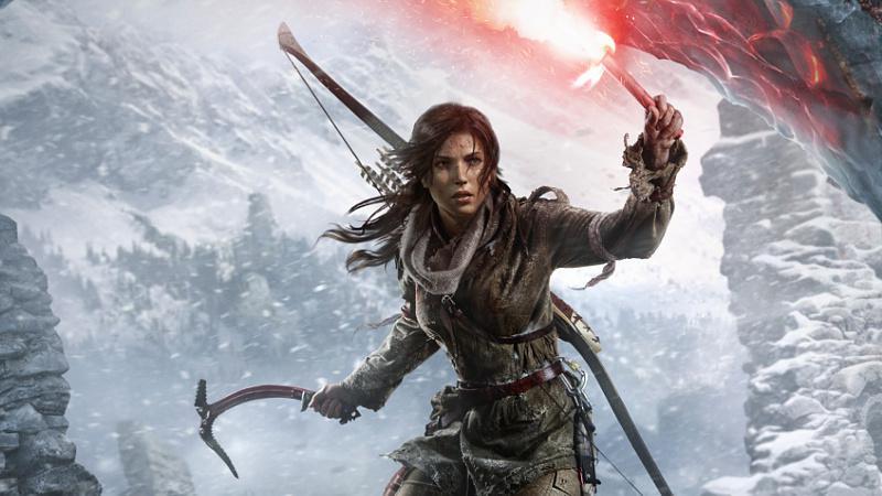 Tomb Raider Starttermin