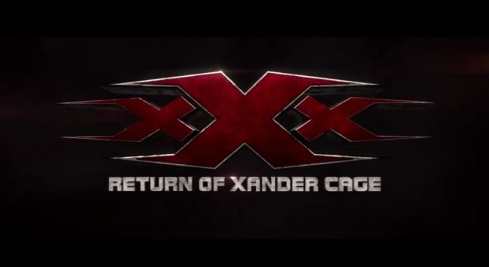 xXx Return of Xander Cage Teaser Trailer