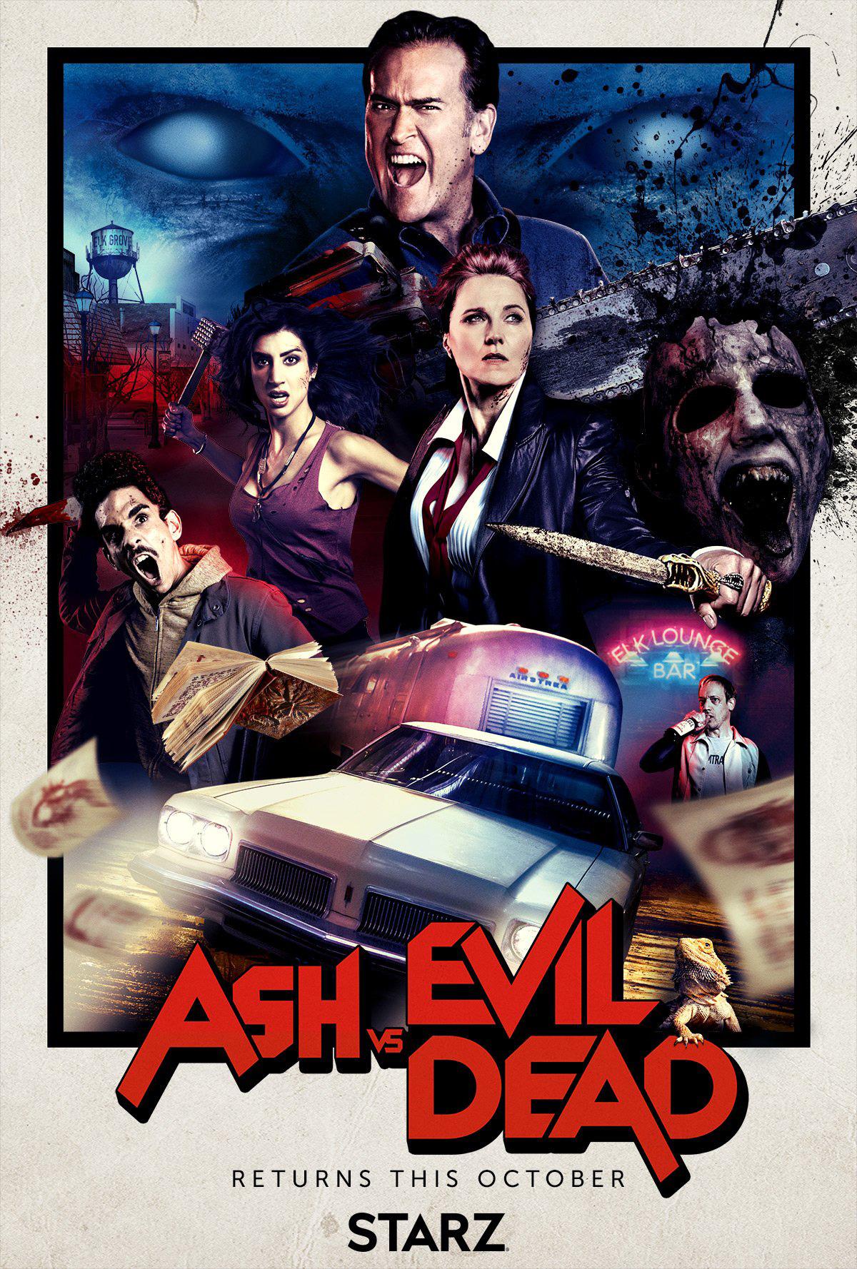 Ash vs Evil Dead Staffel 2 Poster 2