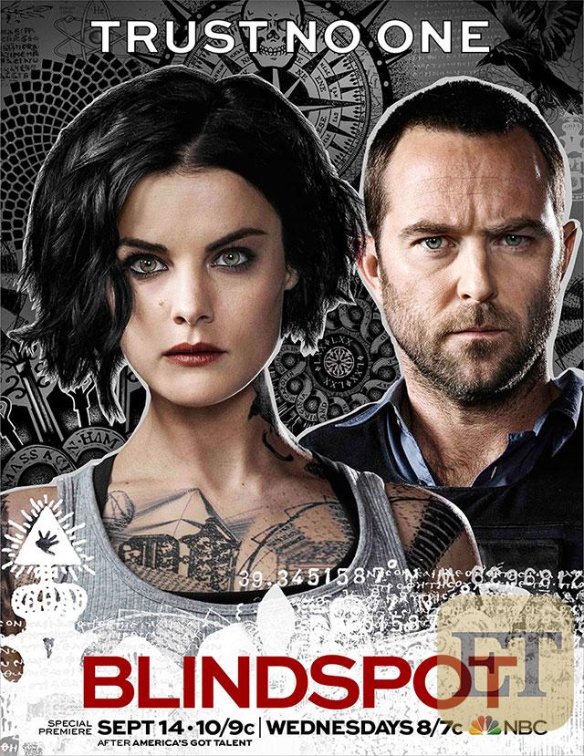 Bliundspot Staffel 2 Trailer & Poster