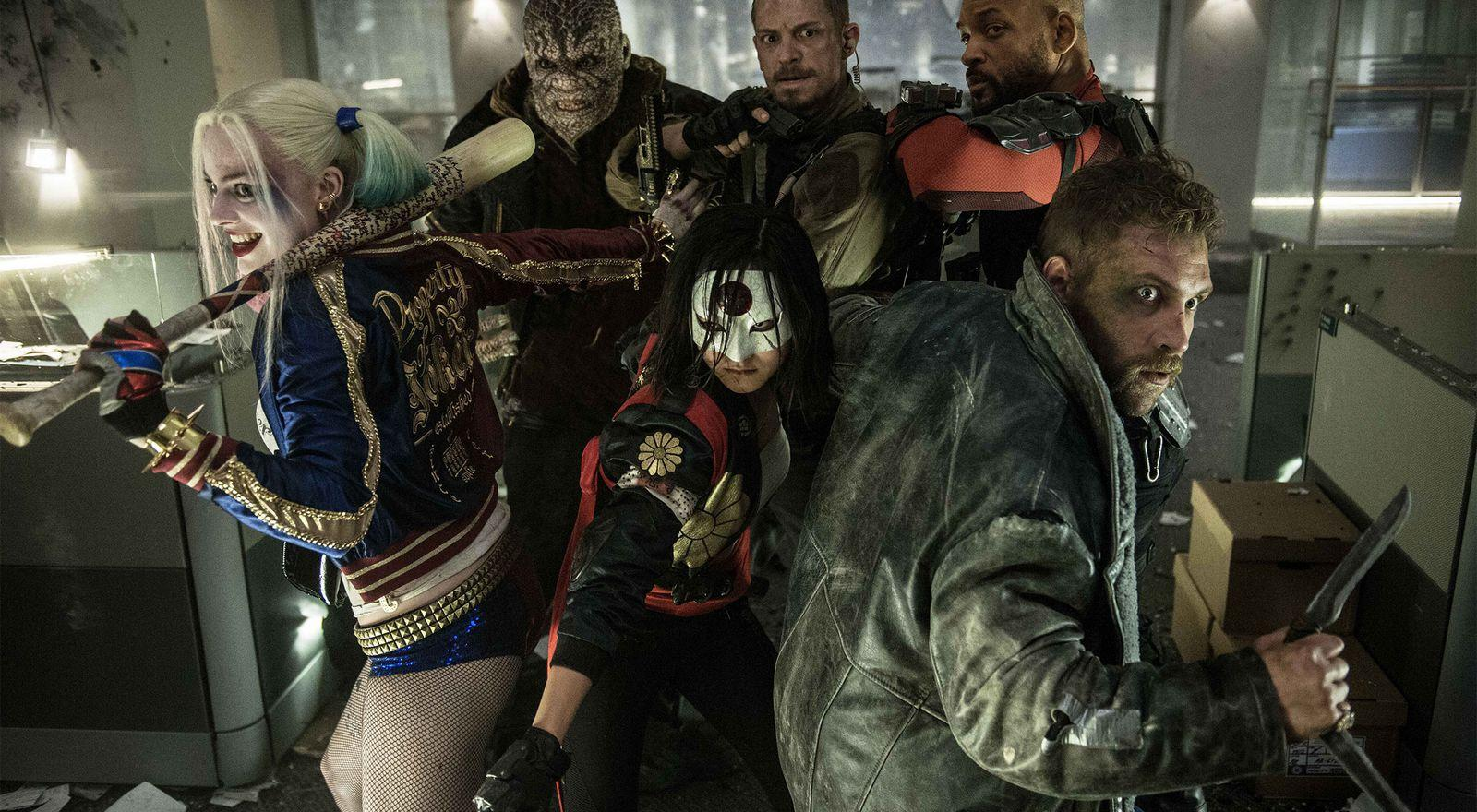 Suicide Squad Box Office