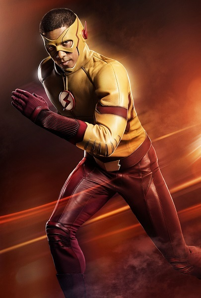 The Flash Staffel 3 Kid Flash Bild 2