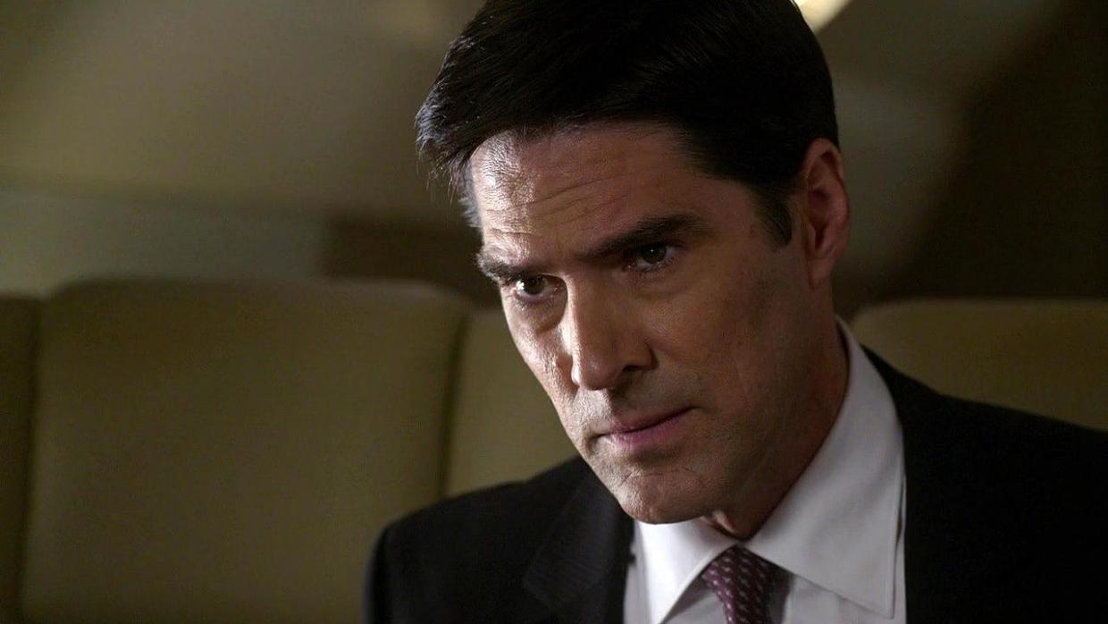 Criminal Minds Staffel 12 Thomas Gibson