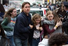 World War Z 2 David Fincher
