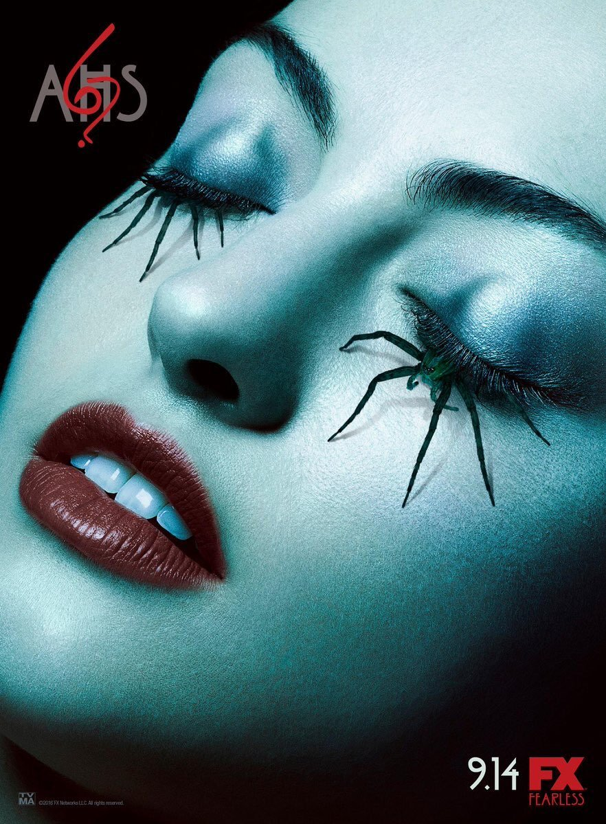 American Horror Story Staffel 6 Poster 9