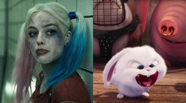 Box Office Deutschland Pets Suicide Squad