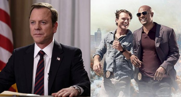 Designated Survivor Lethal Weapon Quoten