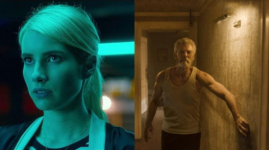 Don't Breathe Nerve Box Office Deutschland