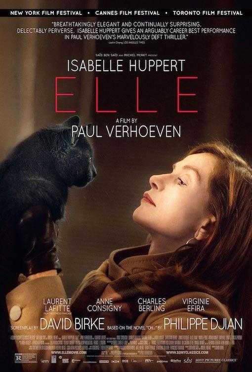 Filmfest Hamburg 2016 Tag 1 Elle