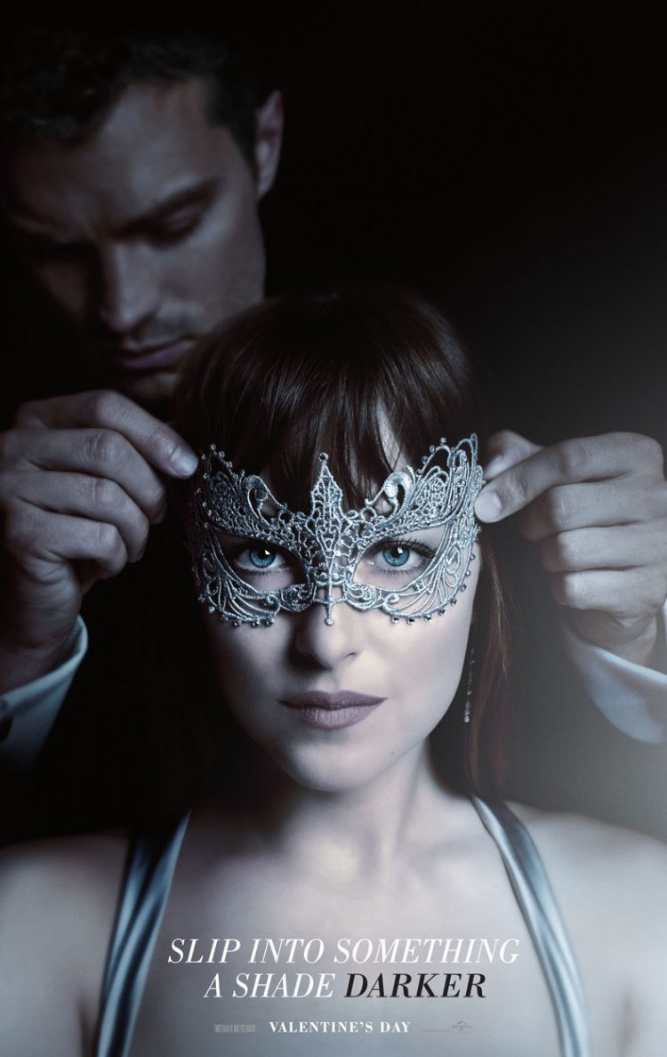Fifty Shades of Grey 2 Trailer & Poster