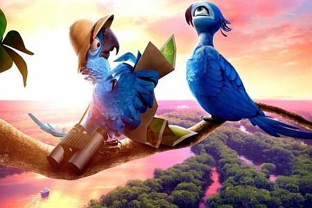 Rio 2 - Dschungelfieber (2014) Filmbild 2