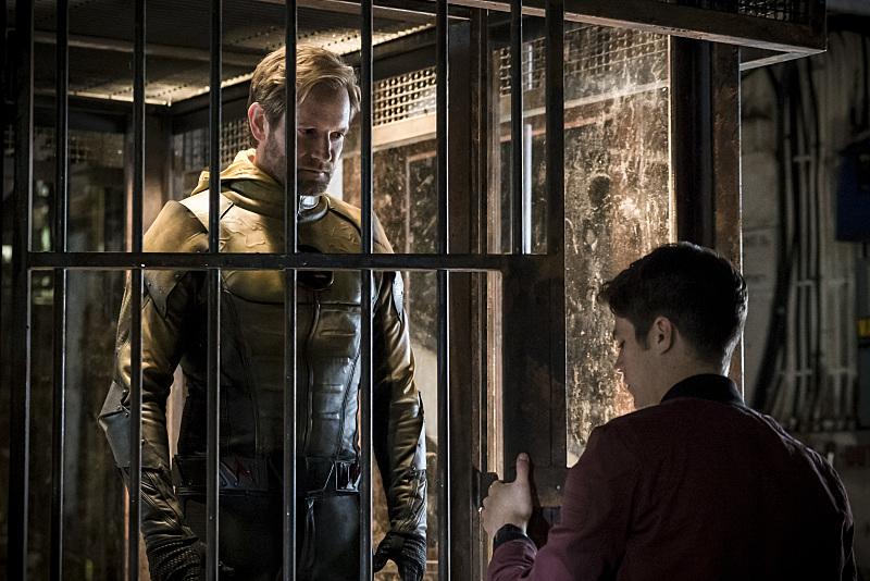 The Flash Staffel 3 Start Foto 11