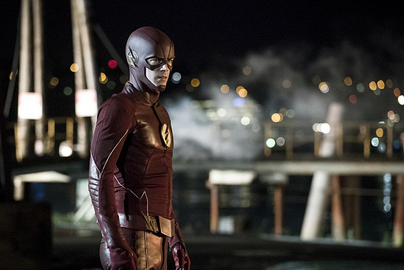 The Flash Staffel 3 Start Foto 1