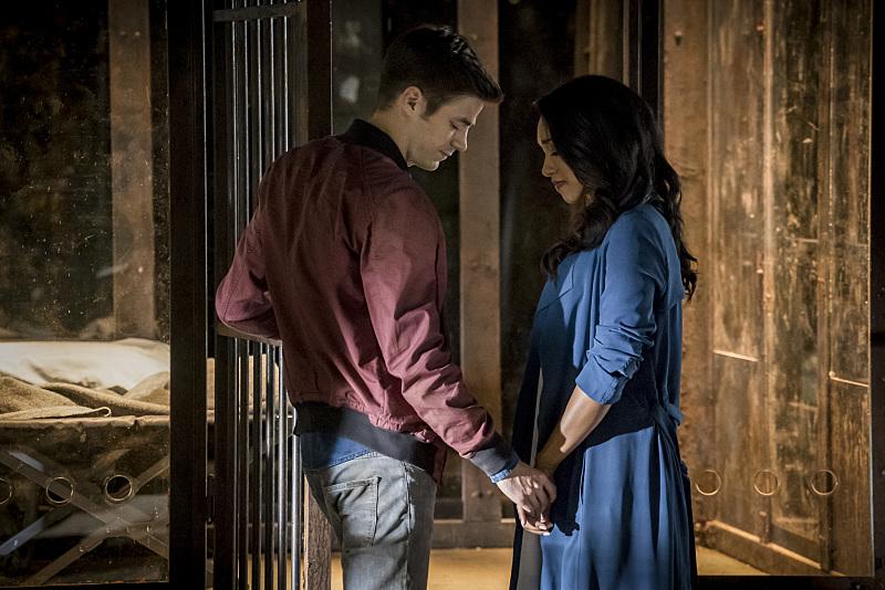 The Flash Staffel 3 Start Foto 9