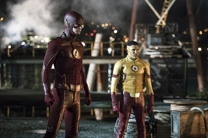 The Flash Staffel 3 Start Foto 6