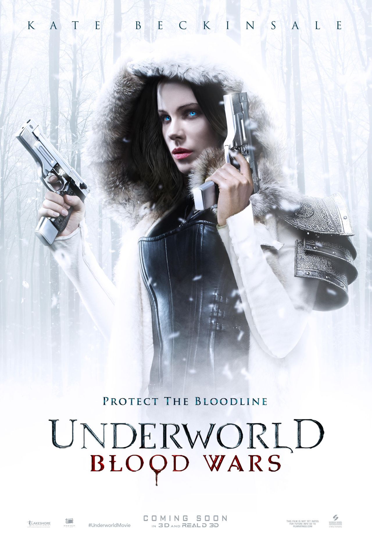Underworld Blood Wars Poster 1