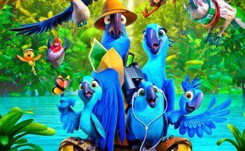Rio 2 - Dschungelfieber (2014) Filmkritik