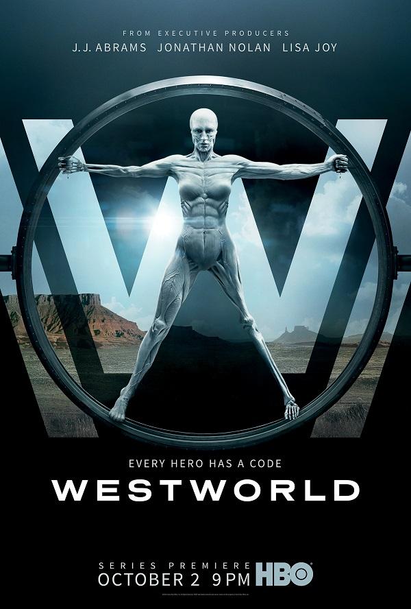 Westworld Vorschau Poster
