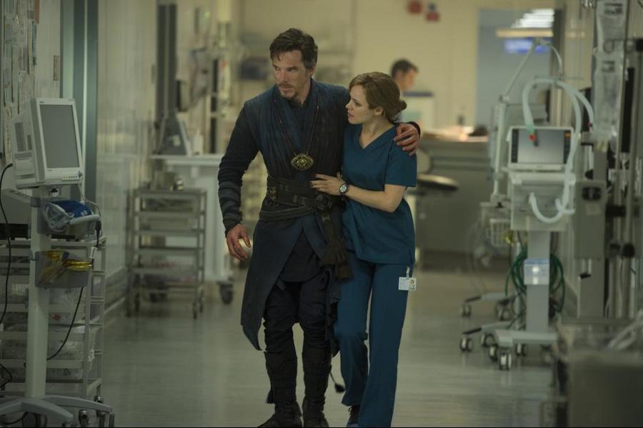 Doctor Strange (2016) Filmbild 3