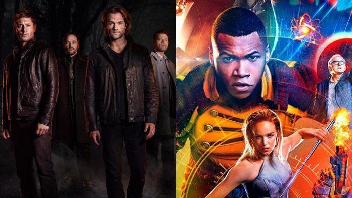 Legends of Tomorrow Supernatural Season 12 Start