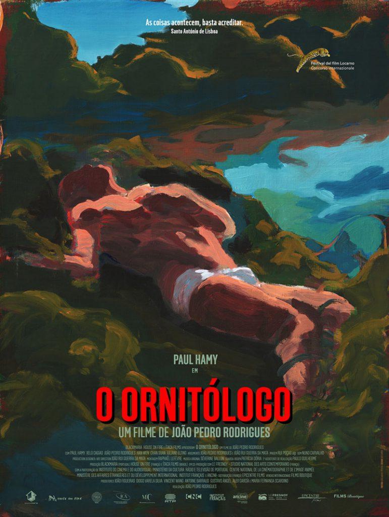 Filmfest Hamburg 2016 Tagebuch Tag 2 The Ornithologist