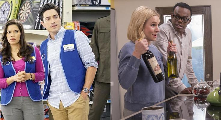 The Good Place Superstore Staffel 2