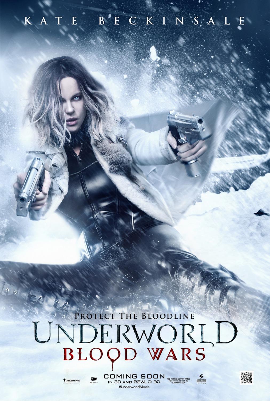 Underworld Blood Wars Plakate 1
