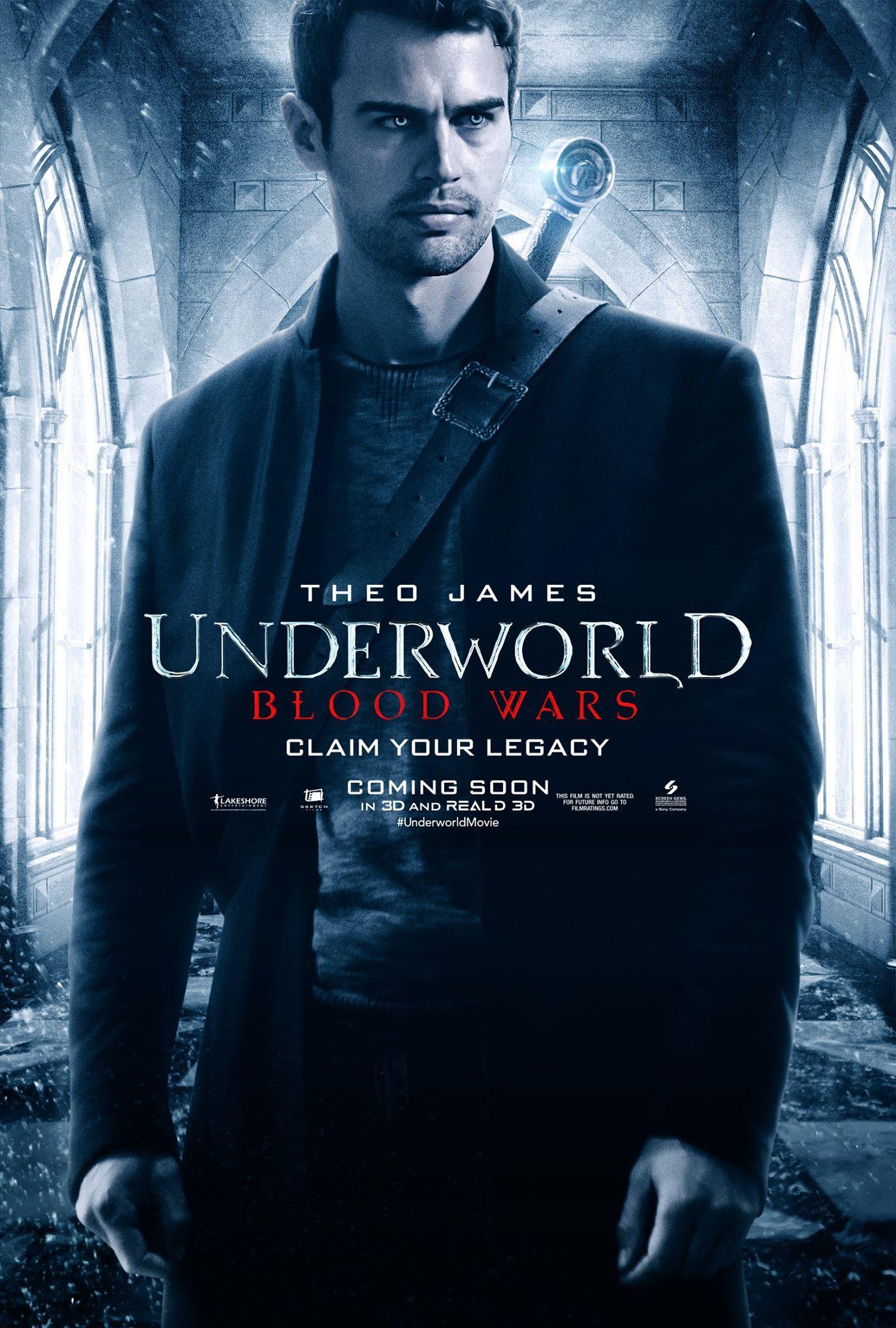 Underworld Blood Wars Plakate 5