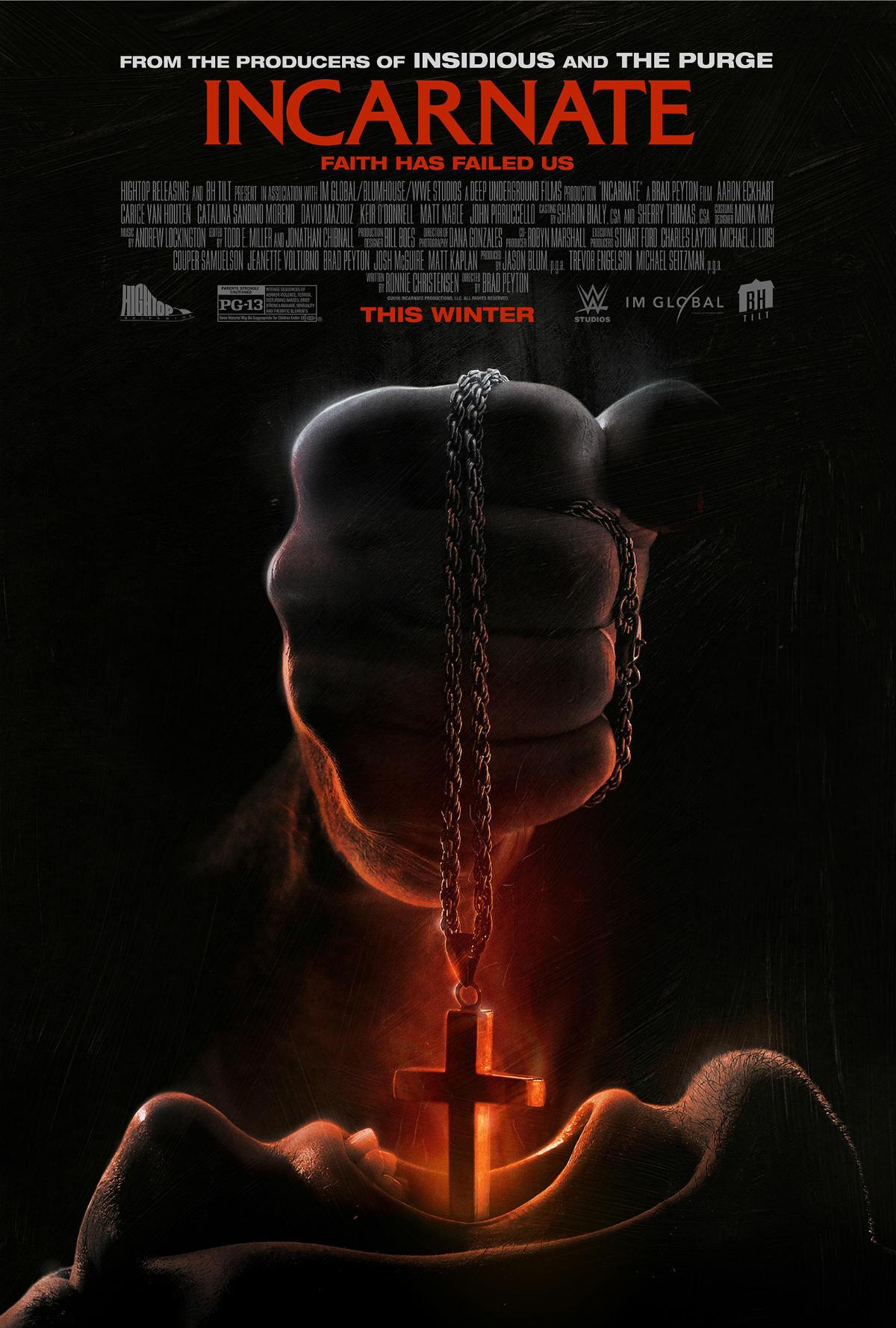Incarnate Trailer & Poster