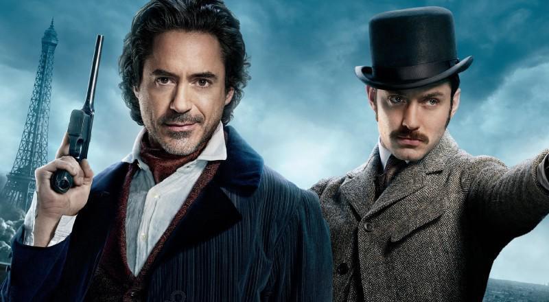 Sherlock Holmes 3 Start