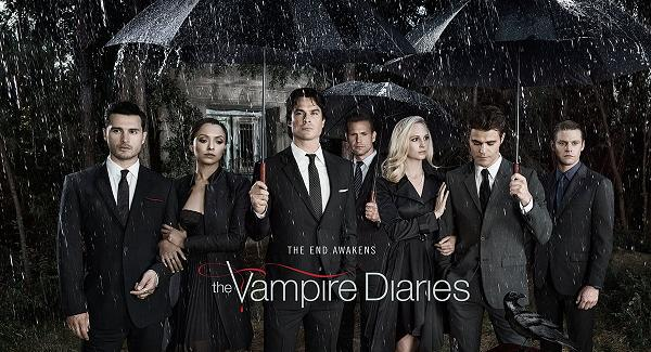 Vampire Diaries Season 8 Start