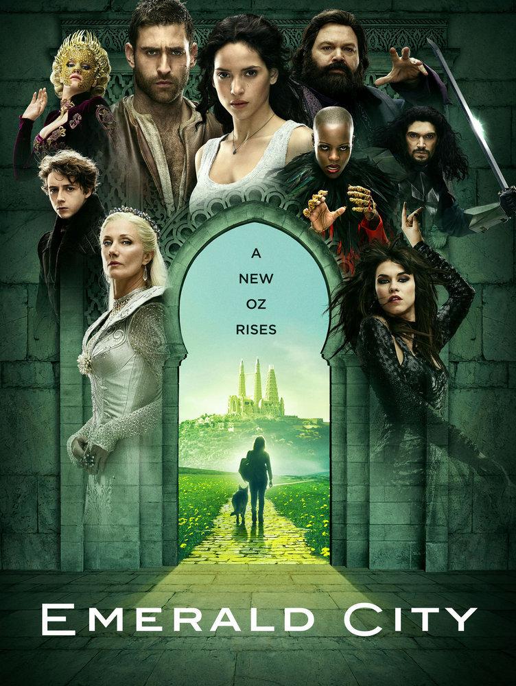 Emerald City Trailer & Poster