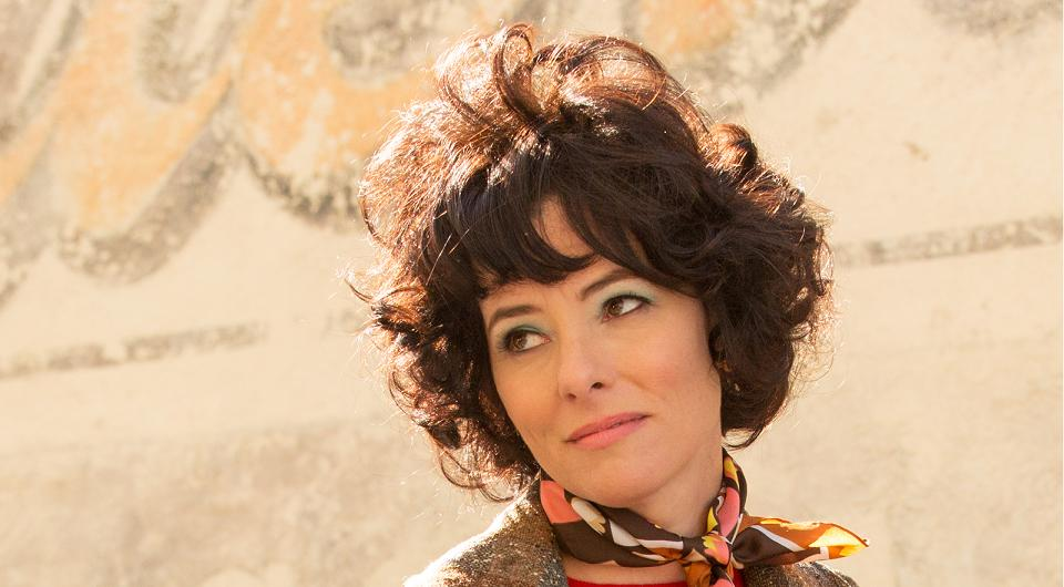 Lost in Space Serie Parker Posey