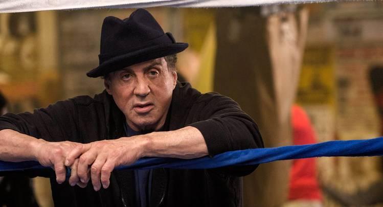 Sylvester Stallone Idols Eye